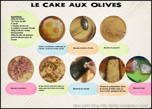 Peut On Congeler Cake Aux Olives